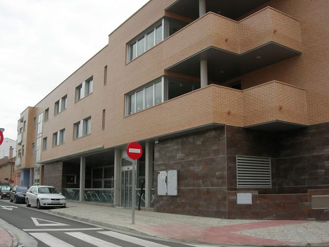 Residencia Geriátrica en Garrapinillos