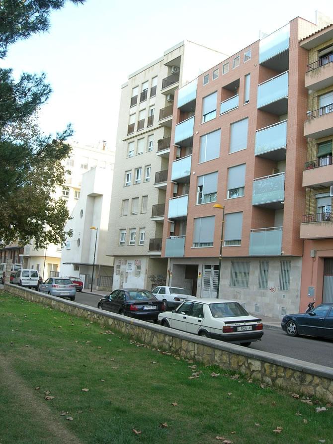 17 viviendas en calle Gracia Gazulla