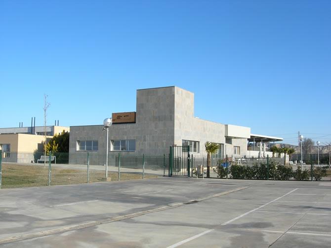 Residencia Geriátrica en Monzalbarba