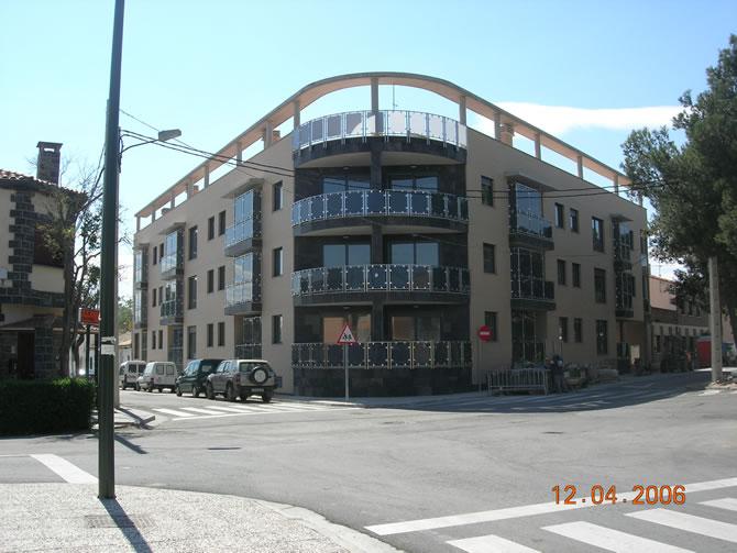 18 viviendas en Garrapinillos