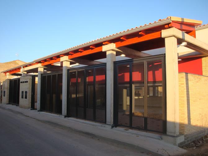 Aula del Mayor en Utebo
