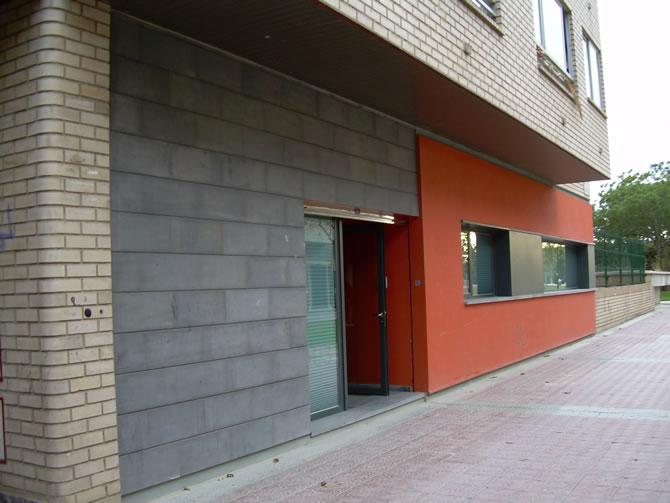 Acondicionamiento de estudio profesional en Zaragoza