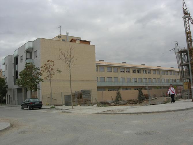 25 viviendas en Utebo