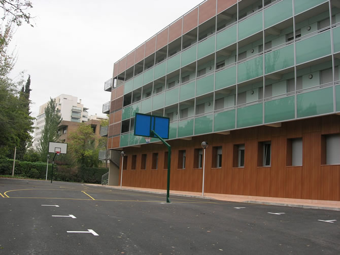 Colegio Mayor Azaila