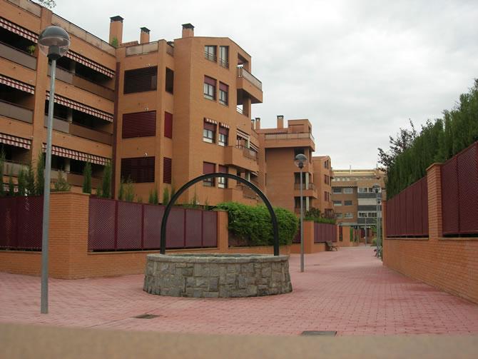 97 viviendas en Vía Hispanidad