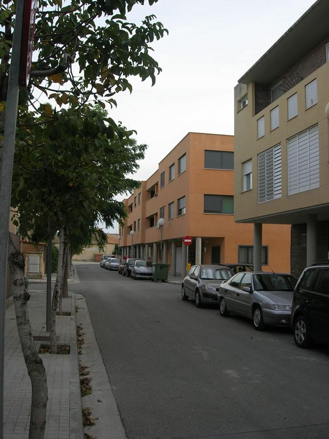12 viviendas en Zuera
