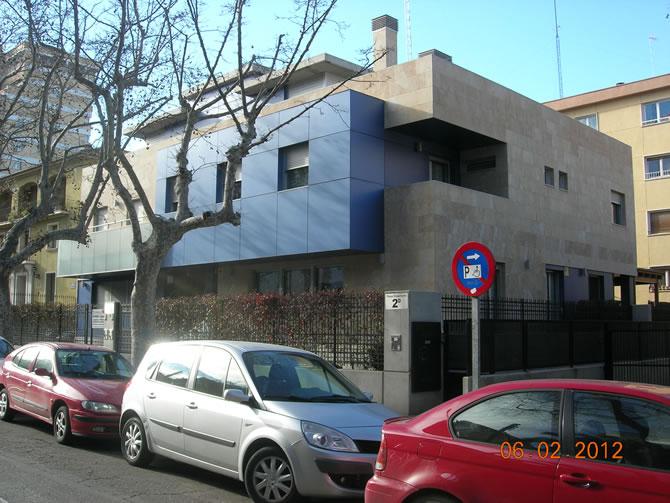 4 viviendas en Ruiseñores