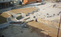 Urbanización Plaza de la Constitución de Utebo